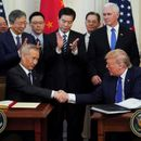 China, U.S. sign initial trade pact but doubts and tariffs linger