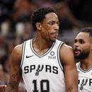 Spurs' DeRozan ejected for firing ball toward ref