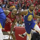 NBA notebook: Durant doubtful for Game 1