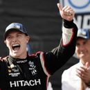 Motor racing: Newgarden wins 2019 IndyCar series for second title in three seasons