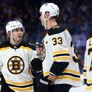 NHL roundup: DeBrusk, Bruins edge Lightning