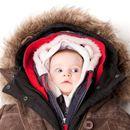 Зошто во зима бебињата не треба да бидат премногу облечени
