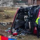 """Одреден притвор за ГАЗДАТА на """"Дурмо турс"""", осомничен во истрагата за АВТОБУСКАТА несреќа кај Ласкарци"""
