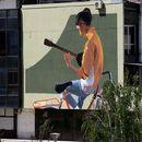 На ѕидот под стоковна куќа Мост во Скопје улични уметници ќе цртаат графити и мурали