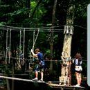 """""""Авантура парк"""" со адреналински содржини за деца напролет во скопската Зоолошка"""