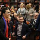 Обвинети, осомничени и амнестирани пратеници се собраа да расправаат за борба против криминал и корупција