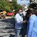 Почнуваме со реконструкција на 20 улици низ Скопје, најави Шилегов