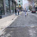 ЕВН нема да биде казнета за раскопувањето на улицата Васил Ѓоргов, Шилегов вели уште траеле градежните работи
