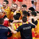 Македонската одбојкарска репрезентација по вторпат оди на Европското првенство