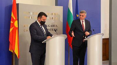Владата негира дека Заев предложил решение за јазикот вчера во Софија
