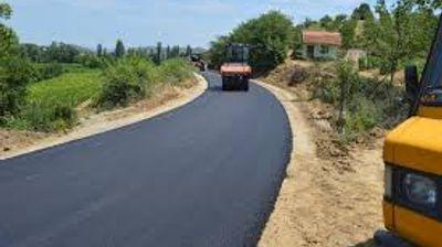 """Се асфалтира улицата """"Иво Лола Рибар"""" во Штип"""