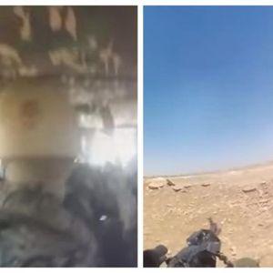 Ниту дождот од куршуми не ги запре руските специјалци: Тргнаа по убиениот другар, сириските исламисти немаа шанси