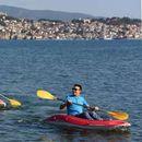 Рот и Димитров веслаа во Охридското Езеро
