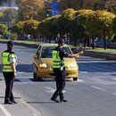 Полицијата вчера во Скопје казни 62 возачи и 50 пешаци