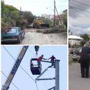 Халкидики се опоравува по катастрофалната бура: Има струја и вода, животот се враќа во нормала