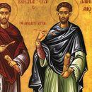 Денеска се празнуваат големите господови лекари, Св. маченици и бесребреници Козма и Дамјан
