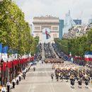 Во Париз почна парадата по повод Денот на падот на Бастилја