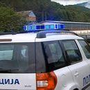 Се судриле две возила кај Арнакија, едниот возач побегнал, другиот заврши во болница