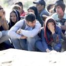 Камион полн со мигранти фатен кај Штип