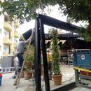 """Се уриваат терасите на кафулињата на """"Ленинова"""""""