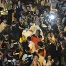 Демонстранти блокираа влез во законодавниот дом на Хонг Конг поради нацрт закон за екстрадиција во Кина