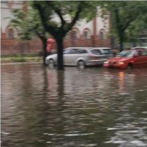 Големо невреме во регионот - Суботица под вода
