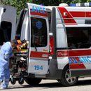 Несреќа кај Охрид: Изгубила контрола и се удрила во дрво - жена итно пренесена во болница