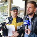 Двајца актери приведени во полициска станица, прекинале проба на театарска престава