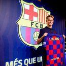 Де Јонг: Ајакс изгледа како Барселона
