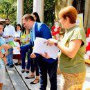Општина Центар додели парична помош за новороденчиња