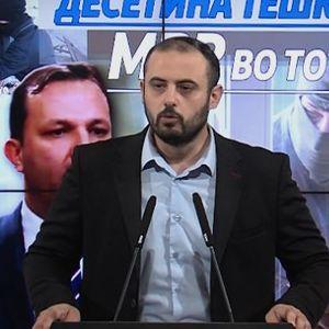 Ѓоргиевски: Спасовски сака да го партизира и приватизира МВР