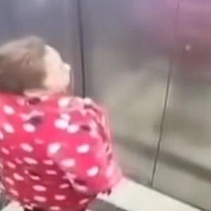 Заострени правилата за движење на цивили во Кина: Објавени вознемирувачки снимки од лифт