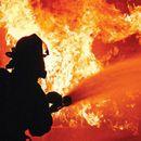 """Пожар во болницата """"13 ноември"""" во Скопје"""