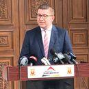 Мицкоски: Новиот пакет мерки нема да донесе ништо добро, туку дополнително ќе ја продлабочи кризата