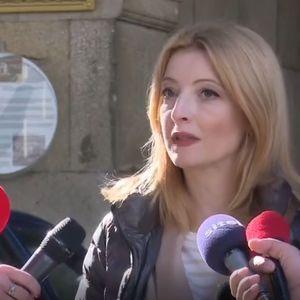 Арсовска: Дојде време премиер да се плаши од жена, очекувам во понеделник да си поднесе оставка, јас не се повлекувам