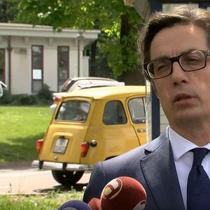 Активности на канидатот за претседател Стево Пендеровски