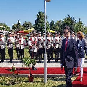 Македонската армија одбележува 27 години од формирањето