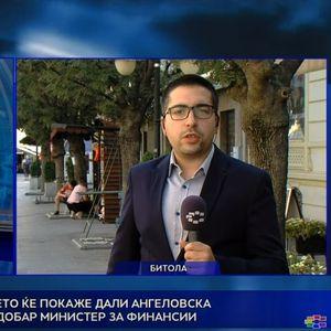 Заев: Времето ќе покаже дали Ангеловска ќе биде добар министер за финансии