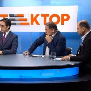Пендаровски за ,,Детектор'': Не сум убеден дека ќе има избори на 12 април, тоа не зависи од мене