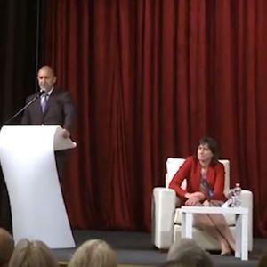 Радев бара ,,црвени линии'' од Бугарија за македонските евроинтеграции