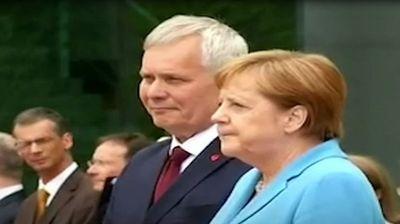 Меркел одбива да зборува за нејзината здравствена состојба