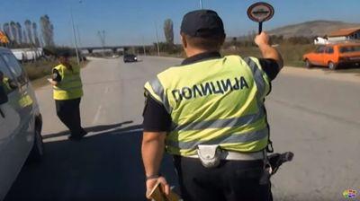 На патот Штип - Радовиш откриени 40 илегални мигранти