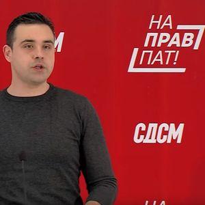 Костадинов: Добро е што Мицкоски ја читал програмата ама ништо не научил