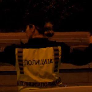 Десет лица од дискотека во полиција – контрола на МВР откри дрога и насилна младина