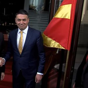 Хајко Мас повикува: Не се откажувајте од европската перспектива