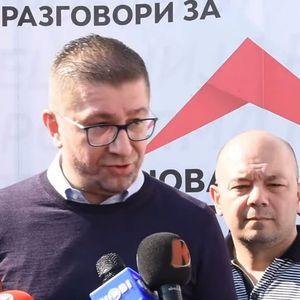 Мицкоски очекува да се постигне договор за предвремени избори