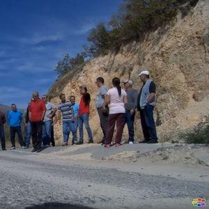 Земјоделците од Ресен на протест побараа оштета за невремето во јули