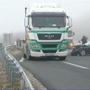 Тешка сообраќајка на автопатот Скопје - Велес