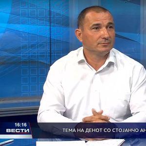 Тема на денот со Стојанче Ангелов, за пожарите и за системот за управување со кризи
