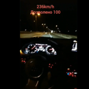 Ново видео на ТИК – ТОК, се пофали додека вози со 255 км/ч